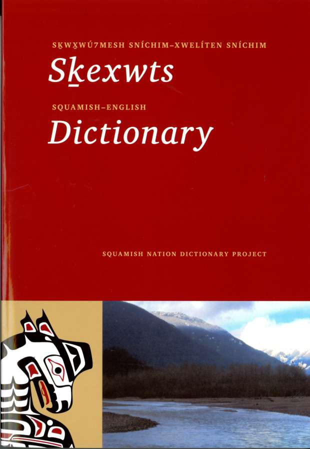 Contest: Win Squamish Language Dictionary